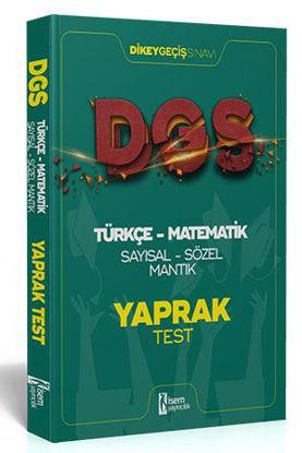 DGS Türkçe - Matematik Sayısal - Sözel Mantık Çek Kopar Yaprak Test resmi