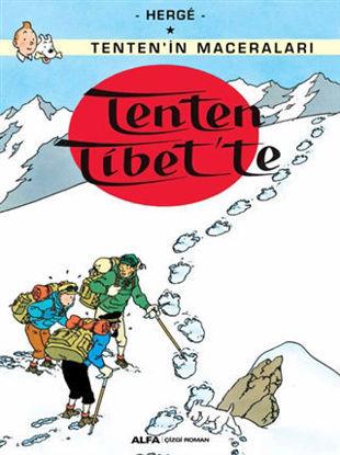 Tenten Tibet'te - Tenten'in Maceraları resmi