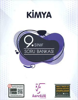 9.Sınıf Kimya Soru Bankası resmi