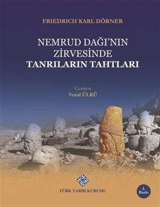 Nemrud Dağı'nın Zirvesinde Tanrıların Tahtları resmi