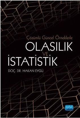 Çözümlü Güncel Örneklerle Olasılık ve İstatistik resmi