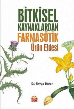 Bitkisel Kaynaklardan Farmasötik Ürün Eldesi resmi