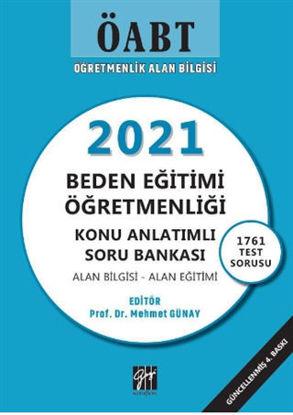 ÖABT 2021 Beden Eğitimi Öğretmenliği Konu Anlatımlı Soru Bankası resmi