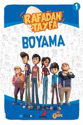 Rafadan Tayfa Boyama - 1 resmi