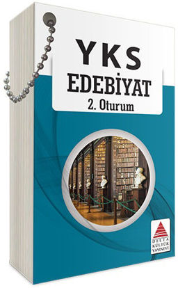 YKS 2. Oturum Edebiyat Kartları (AYT) resmi