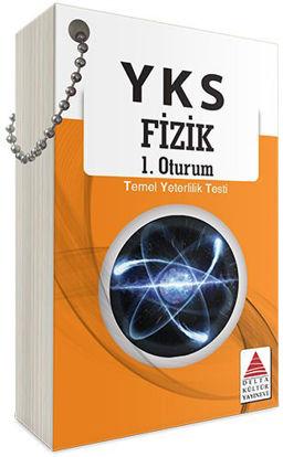 YKS 1.Oturum Fizik Kartları (TYT) resmi