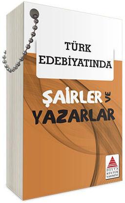 YKS Türk Edebiyatında Şairler Ve Yazarlar Dil Kartları resmi