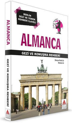 Almanca Gezi ve Konuşma Rehberi resmi
