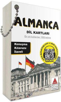 Almanca Dil Kartları resmi