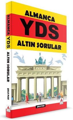 Almanca YDS Altın Sorular resmi