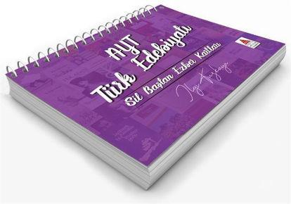 Ayt Türk Edebiyatı Sil Baştan Ezber Kartları resmi