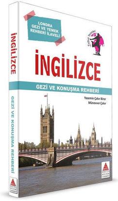 İngilizce Gezi ve Konuşma Rehberi resmi