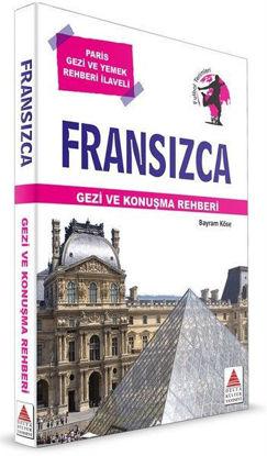Fransızca Gezi ve Konuşma Rehberi resmi