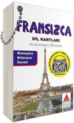 Fransızca Dil Kartları resmi