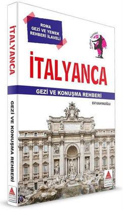İtalyanca Gezi ve Konuşma Rehberi resmi