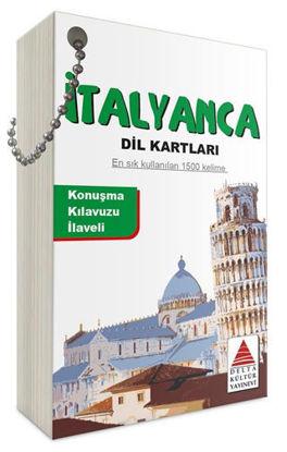 İtalyanca Dil Kartları resmi