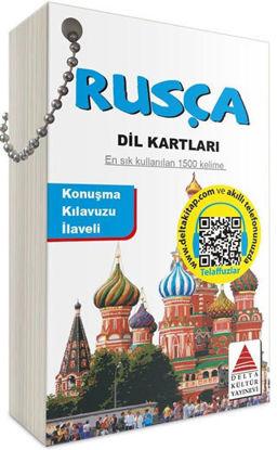 Rusça Dil Kartları resmi
