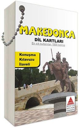 Makedonca Dil Kartları resmi