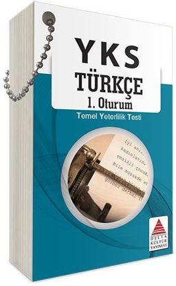 YKS Türkçe 1.Oturum Kartları (TYT) resmi