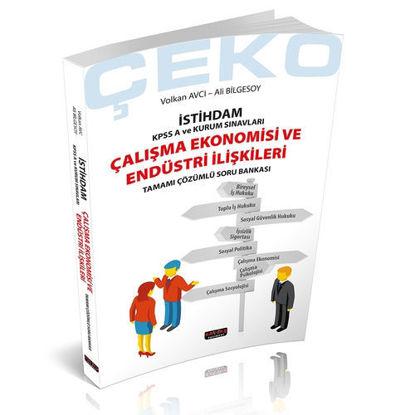 ÇEKO İstihdam Çalışma Ekonomisi ve Endüstri İlişkileri Soru Bankası resmi