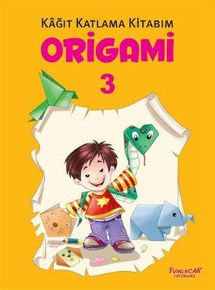 Origami 3 - Kağıt Katlama Kitabım resmi