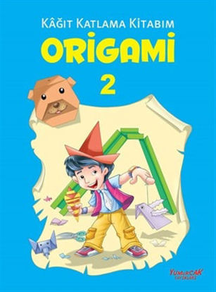 Origami 2 - Kağıt Katlama Kitabım resmi
