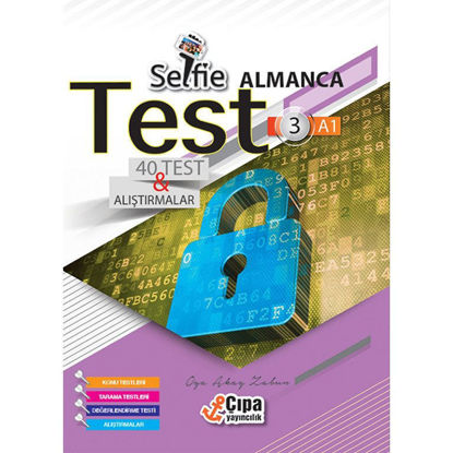 Selfie Almanca A1 Test 3 resmi