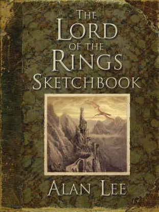 The Lord Of The Rings Sketchbook resmi