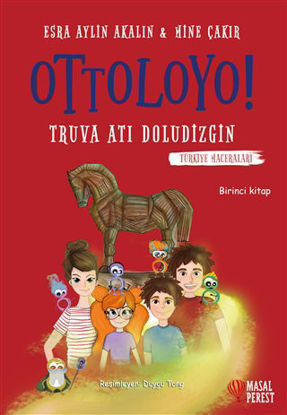 Ottoloyo - Truva Atı Doludizgin resmi