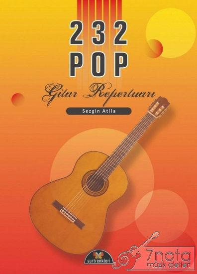 232 Pop Gitar Repertuvarı resmi