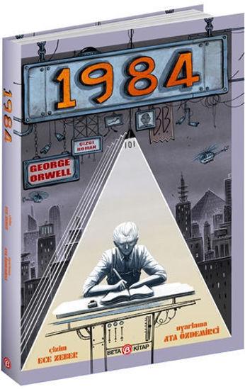 1984 - Çizgi Roman resmi