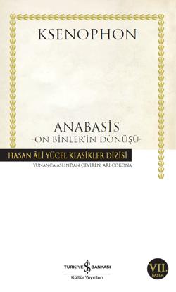 Anabasis - On Binler'in Dönüşü (Ciltli) resmi