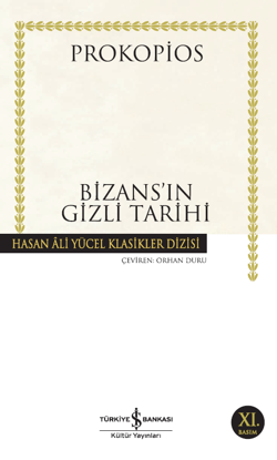 Bizans'ın Gizli Tarihi resmi