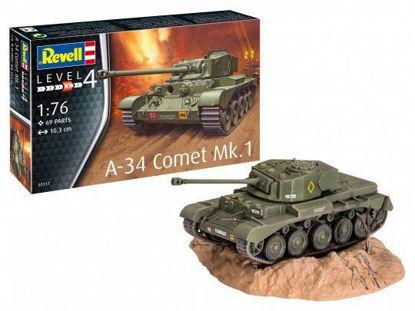 A-34 Comet Mk.1 resmi