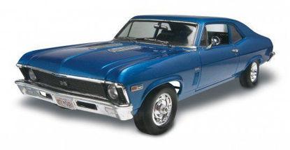 1969 Chevy Nova SS resmi
