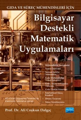Bilgisayar Destekli Matematik Uygulamaları - Gıda ve Süreç Mühendisleri için resmi