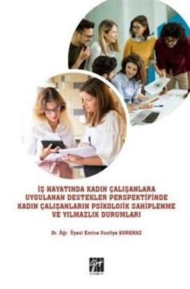 İş Hayatında Kadın Çalışanlara Uygulanan Destek resmi