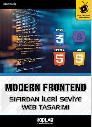 Modern Frontend - Sıfırdan ileri Seviye Web Tasarımı resmi