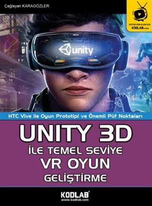 Unity 3D İle Temel Seviye VR Oyun Geliştirme resmi