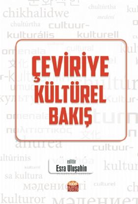 Çeviriye Kültürel Bakış resmi