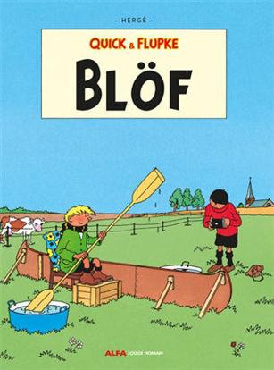 Blöf - Quick ve Flupke resmi