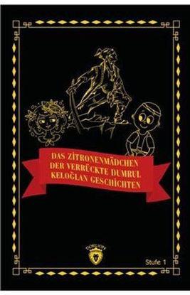 Das Zitronenmadchen - Der Verrückte Dumrul- Keloğlan Geschichten resmi