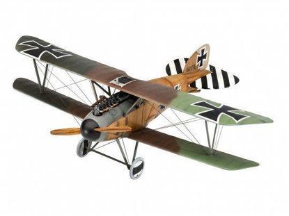Albatros D.III resmi
