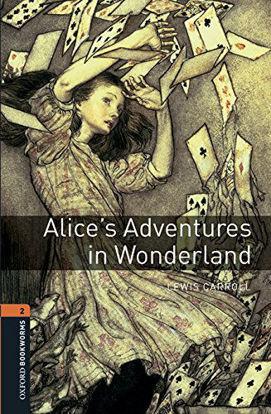 Alice's Adventures In Wonderland Cd'li   /Stage 2 resmi