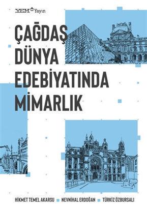 Çağdaş Dünya Edebiyatında Mimarlık resmi