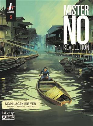 Mister No Revolution Sayı: 5 - Sığınılacak Bir Yer resmi
