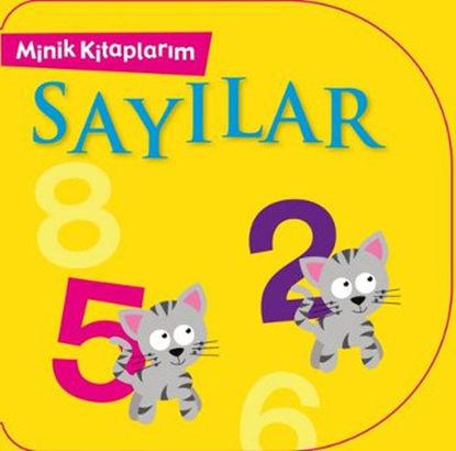 Sayılar - Minik Kitaplar resmi