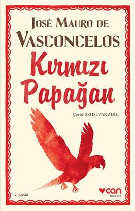 Kırmızı Papağan resmi