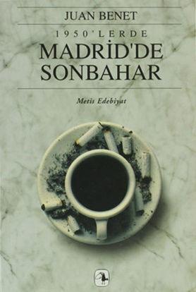 1950'lerde Madrid'de Sonbahar resmi