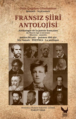 Orta Çağdan Günümüze Fransız Şiiri Antolojisi resmi